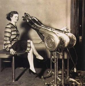 Салон красоты 1930